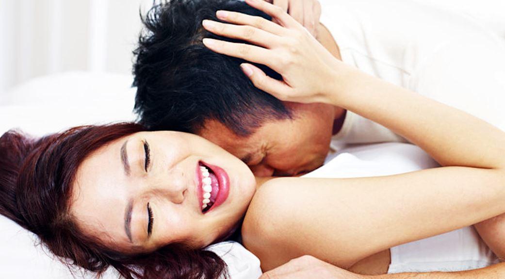 tipe suara saat berhubungan seks